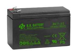ups battery bb-battery bc7-12 12v 7ah
